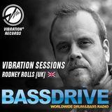 Vibration Sessions January 31st 2019 hosted by Rodney Rolls @Bassdrive.com