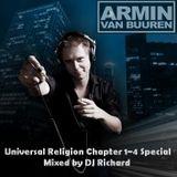 UpBeat 007 Mixed by DJ Richard (Armin Van Buuren Universal Religion Special)