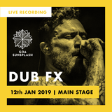 Dub FX & Sahida Apsara - Goa Sunsplash 2019 - Main Stage (Live)
