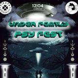 Minimix Psytrance Vol.1 @ Set dedicated to Under Family Psy Fest