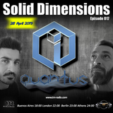 Solid Dimensions 017 on TM Radio - 28-April-2019