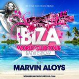 Ibiza World Club Tour - RadioShow w/ Marvin Aloys (2K15-Week41)