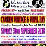 Camden Bar, Poole Sept 2018 - 1st 30 mins Karen's set ... 2nd half Mark's set