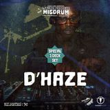 D-Haze : Gjunkie presents > Migdrum 10 Yrs Of DnB <