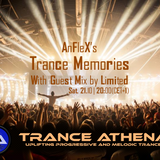 2017-10-21 - Guest mix for Trance Memories radio show (DJ Anflex@Trance Athena)
