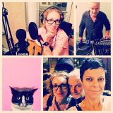 Episode 16  - Natchie Night Fly Radio with special guest - Jenny Bruce