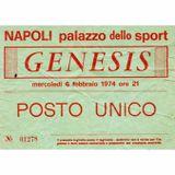 Naples Palasport-February 6th 1974