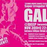 2011.11.30 GALI@DEEP Iwamizawa Present CD  [T.S Mix]