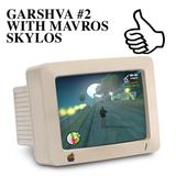 GARSHVA #2  WITH MAVROS SKYLOS