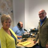 Breakfast with Marc Wolverson 18th June 2018 (Guest Councillor Mick and Carole Titherington)