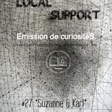 Local Support #27 *Suzanne & Karl & Sandy Kylo*
