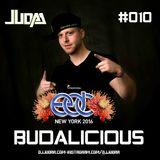 Budalicious #010 (EDC NY LIVE SET)