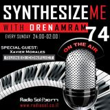 Synthesize me #74 - Ruined Conflict - 22/06/2014 - hour 1