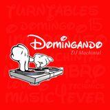 Domingando 'Live Set' (2015)