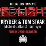 Kryder & Tom Staar @ Ministry Of Sound, London