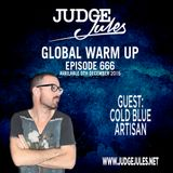 JUDGE JULES PRESENTS THE GLOBAL WARM UP EPISODE 666