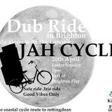 JAH CYCLE dub ride in brighton 20th april