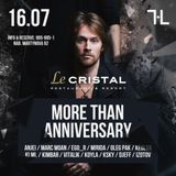 Egor Birthday (Le Cristal) - Premiumradio (live) 16/07/16