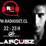 Velasquez dj @ Radioset Santiago de Chile 02/03/2015