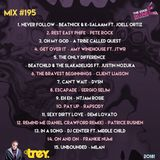 The Edge 96.1 MixMasters #195 - Mixed By Dj Trey (2018) :: Soul // Hip Hop // Neo Soul // Old School