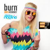 burn Residency2014-Djane Nadine Music Is My Botox