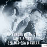 Afterwork Party @ Roche 25-07-2019 - James Bidwell B2B Merissa Mahilaa