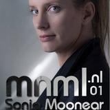 Sonja Moonear - ( To The Light ) : 2014 :  [mnml.nl 01]