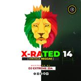 X-RATED 14 [Vintage Reggae].