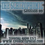 The Schizophonic on Trendkill Radio Session 89