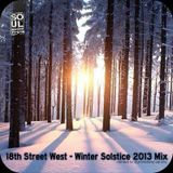 Winter Solstice Mix 2013 --- Mixed By: 18th Street West