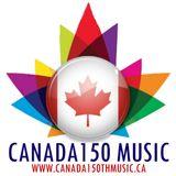 "#Canada150 Music ""Top 20 Countdown"" April 23rd - 2017 w/ Jay LaFauci"