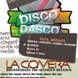 dj Moussa @ La Gomera - Disco Dasco 14-04-2012