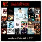 SaveOurSoul Podcast 15-02-2016