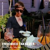 Endémico Takeover: Amelia Holt - 21st March 2019