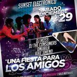 D-Nubbila @ Playa Verano Trucupey 29-12-12