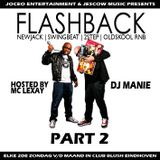 DJ MANIE presents: FLASHBACK2 (The Mixtape)