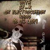 St_K @ Necropolis Sounds Vol.8 on Electrocution Radio 01.03.2014
