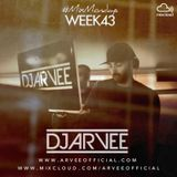 #MixMondays 27/10/14 (WEEK43) *HOUSE, R&B & HIP HOP* @DJARVEE