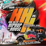 Sapphire Pool/ Red Bull Hip Hop vs. House Dj Battle
