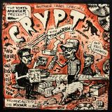 Vinyl Avenger CRYPT RECORDS special & studio interview with TIM WARREN