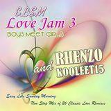 DJ Rhenzo & kooleet15 - ELSM Love Jam 3