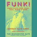 Funk! at The Gate (April 2016) (pt 1)