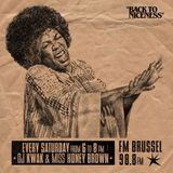 Back To Niceness 12/04/14 (Fatima, San Proper, Diamond D, Pharoahe Monch, Shirley Nanette, ...)