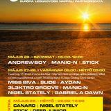 Andrewboy & Manic N & Stick - Live @ Coronita Club Budapest Coronita Summer 2012.05.26.