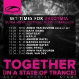 Markus Schulz - Live @ ASOT 700 Festival (Ultra Music Festival) [Trance Century Radio]