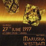 "Marusha & Westbam at ""Members Of Mayday"" @ Cherry Moon (Lokeren - Belgium) - 27 June 1997"