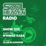 Soul Heaven Radio 022: N'Dinga Gaba