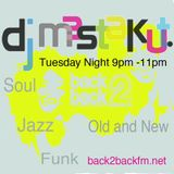 Jazz and Soul Special: DJ Mastakut Show on Back2Backfm.net 2017/05/16