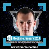 Alex NEGNIY - Trance Air - #TOPZone of JANUARY 2019 [English vers.]