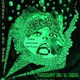 Journey Through A Burning Brain 26/11/13